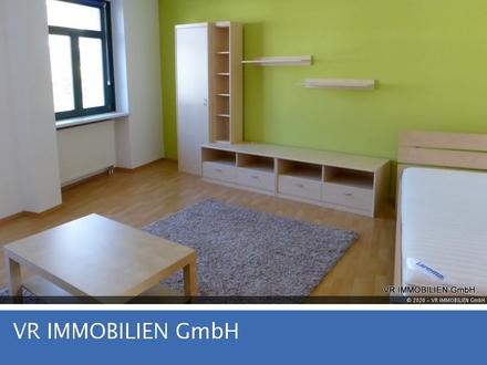 1-Zimmer-Appartment mit Balkon mitten in Schwerin