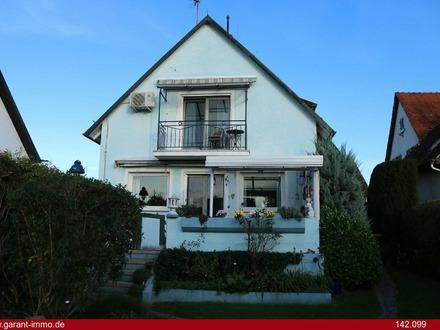 Ein tolles Einfamilienhaus mit Blick ins Grüne!