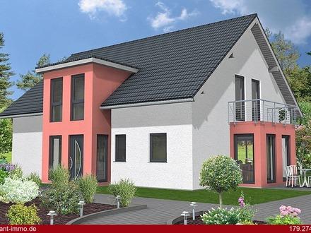 Ein komplettes 4-Familienhaus