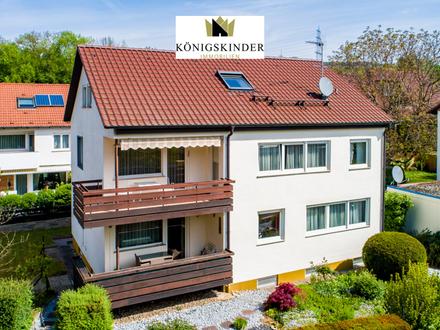 Weinstadt: gepflegtes 2-3 Familienhaus in toller Lage zur Anlage oder Eigennutzung