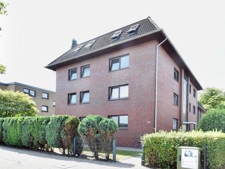 Gemütlich geschnittene 3-Zimmer-Wohnung mit Balkon!