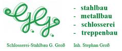 Schlosserei-Stahlbau G. Groß - Inhaber Stephan Groß