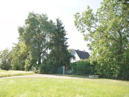 SELTENHEIT: Einfamilienhaus in einzigartiger Lage von Mannheim - beim Karolinger Brunnen