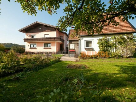 Charmantes Mehrgenerationenwohnhaus in Lamprechtshausen