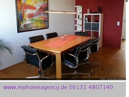 Hochwertige 5-Zimmer-MAISONETTE-WOHNUNG in gepflegter Wohngegend von MZ-GONSENHEIM