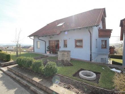 Exklusives Einfamilienhaus im Herzen von Satteldorf zu verkaufen