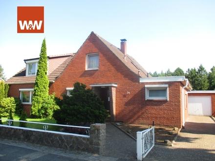 Komfortables, modernisiertes Einfamilienhaus in guter Lage von Rendsburg