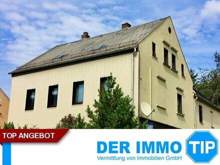 kleines MFH mit Entwicklungspotential in Chemnitz Furth Glösa kaufen