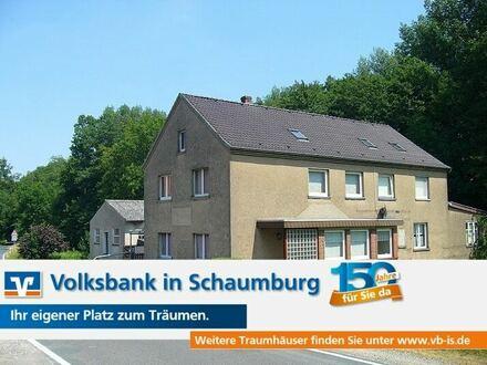 """""""2-Familienhaus mit ehem. Tischlerei - Vielfältig nutzbar!"""""""