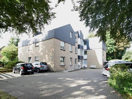 Modernisierte 3-Zimmer-Wohnung mit Blick ins Grüne