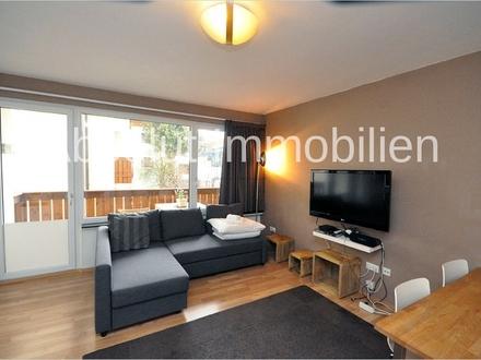 MIETWOHNUNG! 2-Zimmer-Wohnung, ca. 35 m² in guter Lage v. Zell am See/Zentrum. Garagenplatz, Balkon