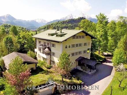1. Ihr Jagdschloss mit Alpenblick