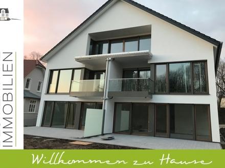 Hochwertige Neubau Obergeschosswohnung am Obersee in Schildesche