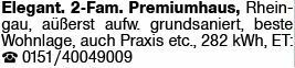 Haus in 0 (65385)