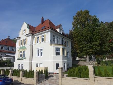 Wohnen oder Arbeiten in einer der schönsten Jugendstill Villen - Baujahr 1911 – über 300m² Wohnfläche – 1000m² Eckgrundstück