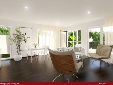 Neubau - lichtdurchflutete 3 Zimmer-Wohnung mit Balkon