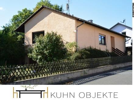 Wendelsheim - Bungalow in schöner Lage mit großem Garten -