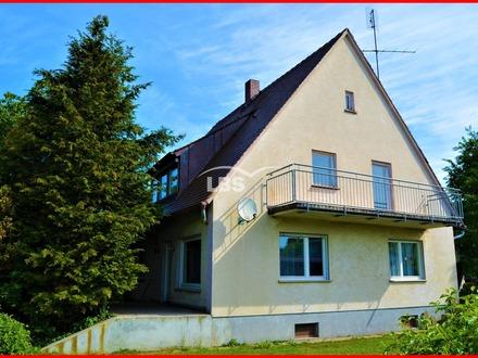 Haus mit Charme im Dornröschenschlaf! Ruhige Wohnlage in Adesldorf.