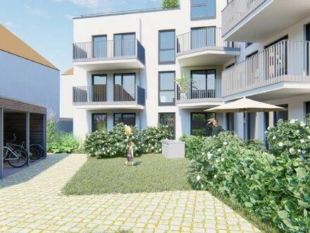mio - Neubauwohnung mit 2 Zimmern am Südbahnhof:Wohnung D08
