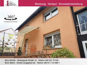 Entzückendes Haus mit kleiner Hoffläche (geteilt nach WEG)