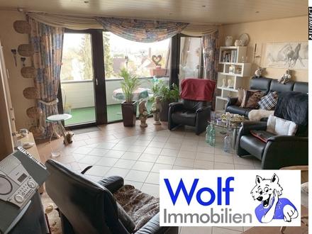 ~~Etagenwohnung mit 4 Zimmern, Balkon und Fahrstuhl in Bünde Ennigloh ~~