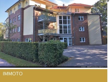 Behindertengerechte Wohnung in Oldenburg-Alexanderfeld -provisionsfrei!