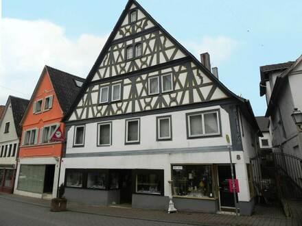 Charmantes Fachwerkhaus in Amorbach
