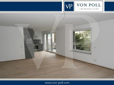 * Modern, ruhig, zentral - mit 3 Balkonen! *
