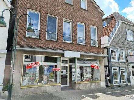Ladenlokal in guter Lage im Zentrum von Rheda-Wiedenbrück