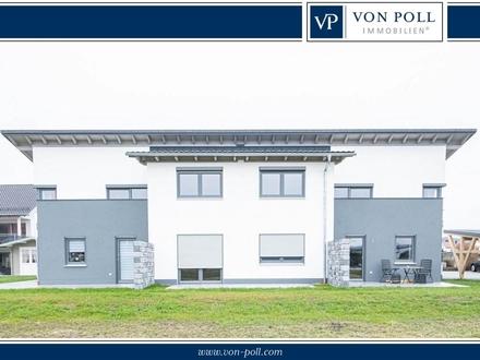 Moderne 3-Zimmerwohnung vor den Toren Chams!