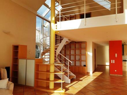 Luxuriöse Maisonette Wohnung mit traumhafter Fernsicht