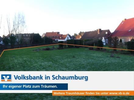 ''Eine tolle Baulücke in Stadthagen - im Ortsteil Krebshagen!''