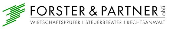 Forster & Partner mbB Wirtschaftrsprüfer | Steuerberater | Rechtsanwalt