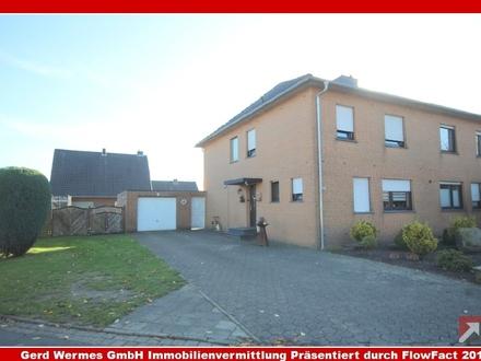 Doppelhaushälfte mit Garage in Haren-Emmeln zu vermieten!
