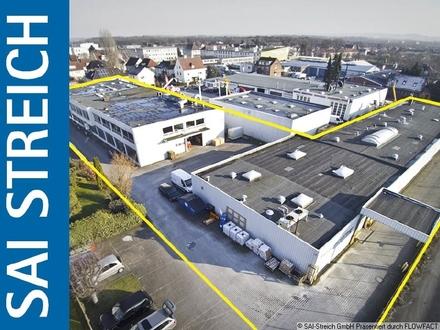 Über 3.500m² vollvermietetes Gewerbe-Investment!