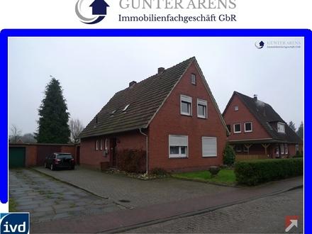 Single-Apartment (OG) in einem Zweifamilienhaus in Westerstede