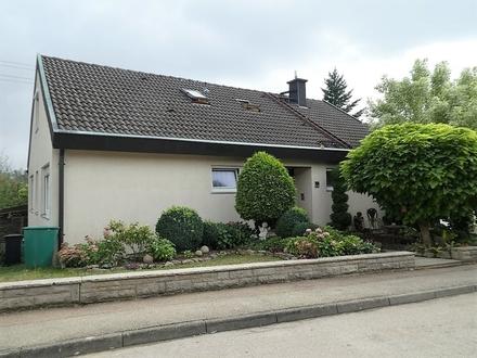 Sehr gepflegtes Ein- bis Zweifamilienhaus mit Einliegerwohnung in TO Kirchberg
