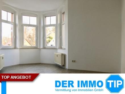 charmante 2-Raumwohnung mit Erker und Tageslichtbad + Chemnitz Wittgensdorf