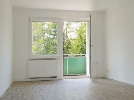 Helle, freundliche 3-Zimmer-Wohnung im ruhigen Grimma-West