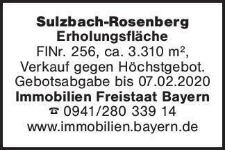 Sulzbach-RosenbergErholungsflä...