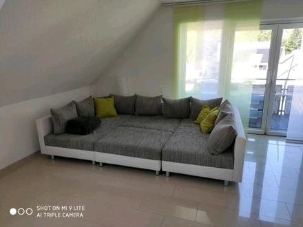 4 ZKB 100 m² 08/20 950,- 150,- inkl. 4 Zi DG Wohnung 100 m² in Stadtmitte...