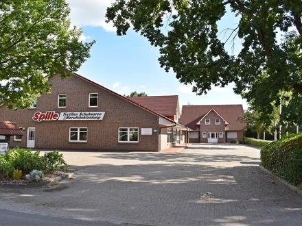 Rastede/Hahn-Lehmden: Ladenlokal mit großem Wohnhaus in werbewirksamer Lage Obj.Nr. 5303