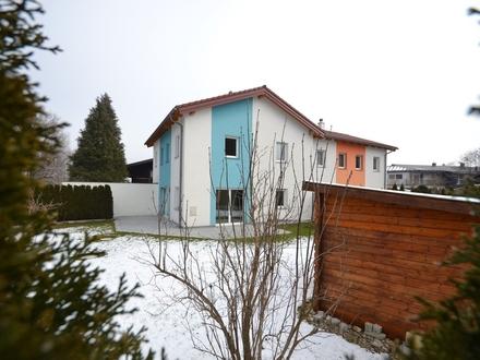 EUGENDORF | Doppelhaushälfte mit großem Garten
