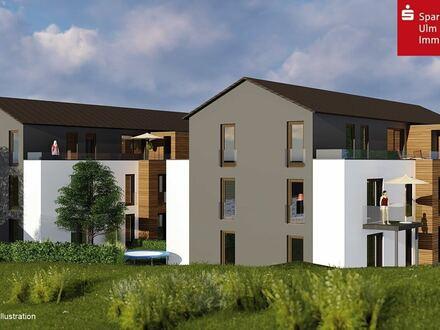 Letzte Chance... Neubauprojekt mit KfW40-Standard fast abverkauft