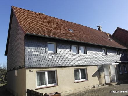 Denkmalgeschütztes, zweigeschossiges Einfamilienhaus mit Nebengebäude in Wolfenbüttel Salzdahlum
