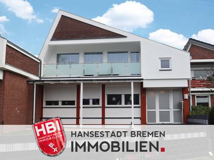 Oberneuland / Attraktives Mehrfamilienhaus mit drei Wohnungen in Toplage