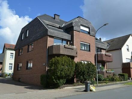 Gemütliche Dachgeschosswohung in Bad Oeynhausen