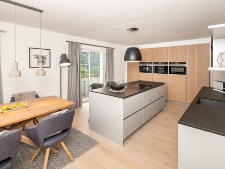 Exklusiv möblierte 3-Zimmer-Wohnung mit privatem Wellness-Bereich