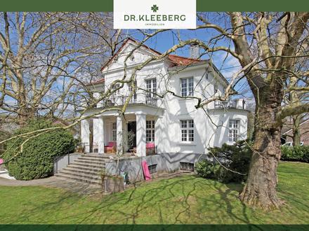 Denkmalgeschützte Villa auf Parkgrundstück in Münster-Kinderhaus
