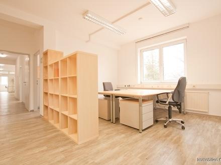 Sofort losstarten - möblierte großzügige Büroeinheit